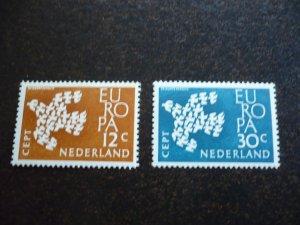 Europa 1961 - Netherlands - Set