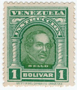 (I.B) Venezuela Revenue : Instruccion 1B (Bello)