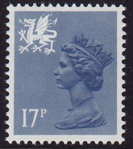 GB Wales - 1984 - Scott #WMMH30 - MNH - Elizabeth II