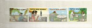 PAPUA NEW GUINEA 1996 SCOTT 902-5 MNH