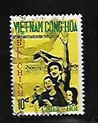 VIETNAM, 444, USED, LIBERATION FAMILY