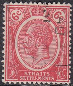 Straights Settlement 189 King George V 1927