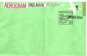 Sweden, Postal Stationary