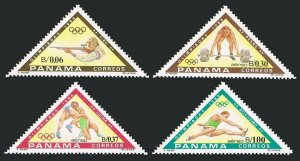 Panama 660A-660D,MNH.Mi 1560-1583. Olympics Los Angeles-1984. Shooting,Wrestling