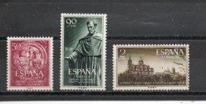 Spain 795-797 MH