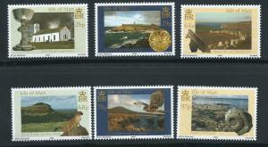 Isle of Man MUH SG 1278 - 1283