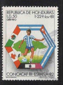Honduras  Scott C704 Used  Airmail stamp