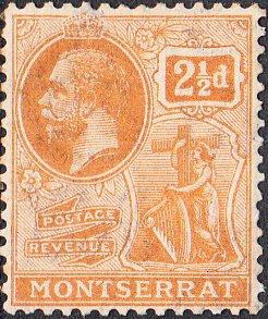Montserrat #63 MH