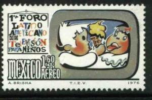 MEXICO C525 Latin American Forum on Children's TelevisionMNH