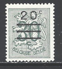 Belgium Sc # 565 mint never hinged (RS)