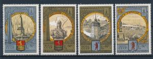 [44060] Russia USSR 1978 Olympic games Moscow Tourism MNH