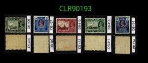 Myanmar (Burma) CLEARANCE: #30 : MNH O-22 : MH O-23 : MH O-24 : MH  ~ CLR90193