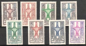 GHADAMES #3W1 to 8 VF LH C$68.25