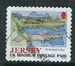 Jersey  SG 1278    Fine Used