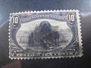 UNITED STATES - SCOTT #290 - Used