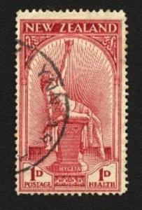 NEW ZEALAND 1932 Health fine used..........................................91063