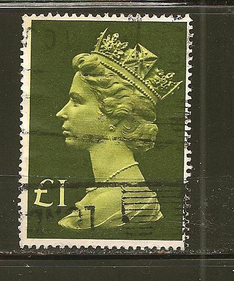 Great Britain 773 Queen Elizabeth II 1 L Used