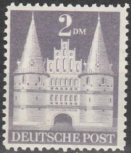 Germany #659 F-VF Unused  CV $27.00