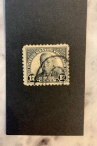 Stamp USA,1925 Woodrow Wilson,1856-1924(Ts-350)
