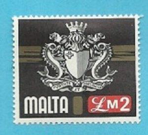 Malta | Scott # 468 - MH