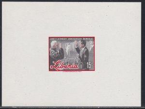 Liberia # 447-448, C173-175, John F. Kennedy, Mini Sheets, NH