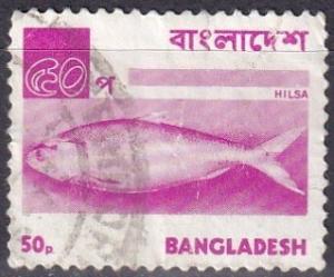 Bangladesh #99  F-VF Used  CV $6.00 (A18945)
