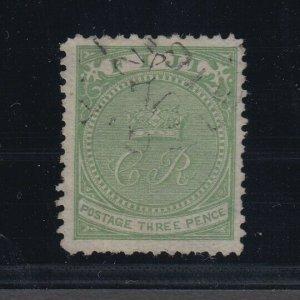 Fiji, Scott 16 (SG 11), used