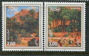 Algeria #795-6 MNH