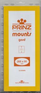 PRINZ BLACK MOUNTS 265X91 (10) RETAIL PRICE $13.00