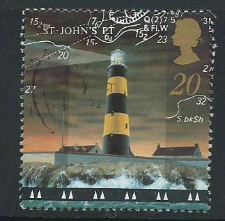 Great Britain SG 2034