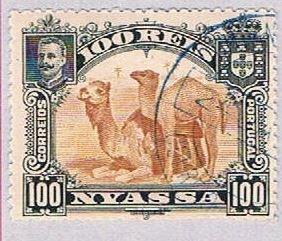 Nyassa 35 Used Camels 1901 (BP36913)