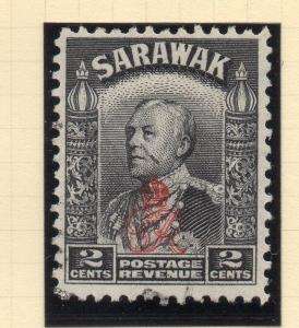 Sarawak 1947 Early Crown Colony Issue Fine Used 2c. 107477