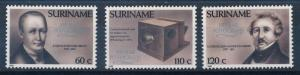 [SU 634] Suriname 1989 150 Year of Photography  MNH