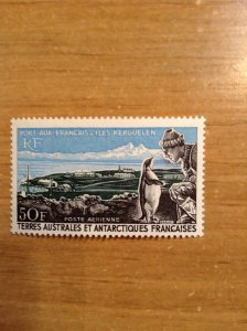 French Southern & Antarctic Territory Sc C14 NH