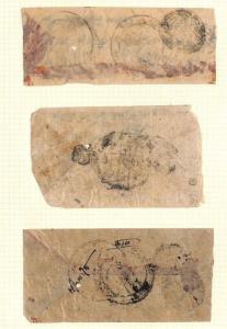AX179 Nepal Local Native Hand Made Envelopes PTS