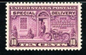USAstamps Unused XF US Special Delivery Scott E15 OG MNH Superb