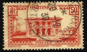 Martinique 1933-1940, Scott# 148 Used