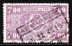 Belgium Q255 - used