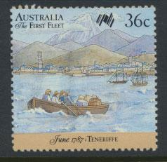 SG 1064  SC# 1025a  Used  - Australian Settlement 7th Issue