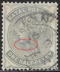 Natal 65 Used - Victoria - Thin