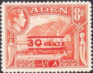 Aden #40  MH  HR