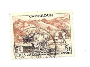 Cameroun 1956 - Scott #326
