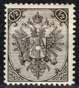 Bosnia And Herzegovina #1a  F-VF Unused CV $16.50 (X7523)
