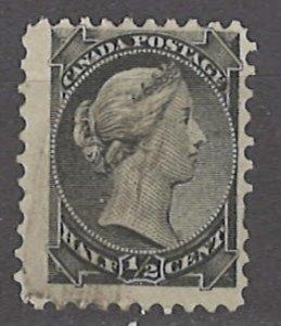 COLLECTION LOT # 3129 CANADA #34 1882 CV+$10