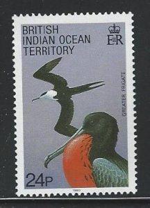 British Indian Ocean Territory mnh sc 96