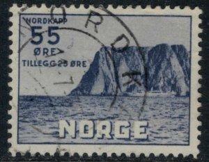 Norway #B56  CV $20.00