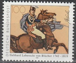 Germany #1769 MNH VF  (29)
