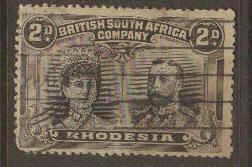 Rhodesia #103 Used