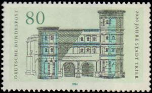 1984 Germany #1409, Complete Set, Never Hinged