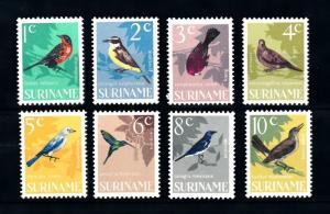 [94175] Suriname Surinam 1966 Birds Vögel Oiseaux  MNH